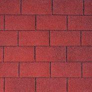 IKO Superglass Tile Red