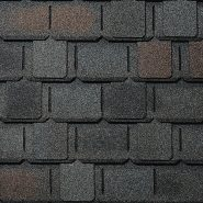 GAF Camelot Sheffield Black