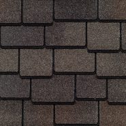 GAF Woodland Woodberry Brown