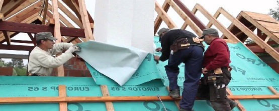 пленки для крыши