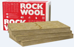 Утеплитель Rockwool Frontrock Max E 150/80 кг/м3 100 мм