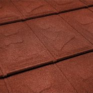 metrotile islate red