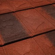 metrotile islate red-brown