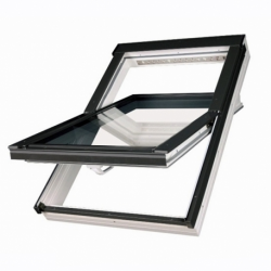 Мансардное окно Fakro серия PTP-V U3 78х140 см