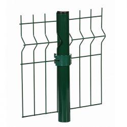 Забор секционый 3D сетка сварная 3*4мм | 1700*2500