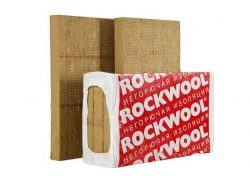 Утеплитель Rockwool Facade Batts Optima 110 кг/м3 100 мм