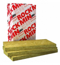 Утеплитель Rockwool Rockmin Plus 31 кг/м3 100 мм