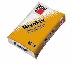 Baumit NivoFix 25кг клей для приклеивания плит из пенополистирола и минеральной ваты