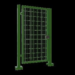 Калитка из сетки 3D | 1260*1000