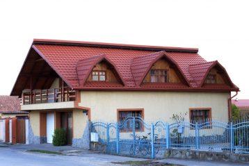 металлочерепица Валенсия Польша красная 3011