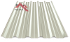 Профнастил пк-35 глянцевый белый 9003