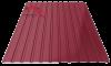 Профнастил пс-10 глянцевый 3005