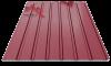 профнастил пс-15 глянцевый 3005 вишня