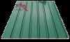 профнастил пс-15 глянцевый ярко зеленый 6005