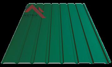 профнастил пс 15 матовый зеленый