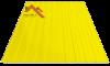 Профнастил пс-8 1003 желтый глянцевый