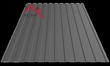 Профнастил пс-8 7024 графит матовый