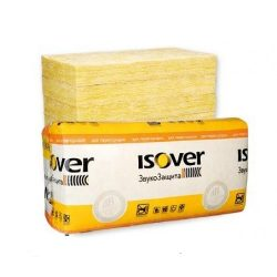 Утеплитель ISOVER Звуко Защита 100