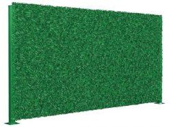Зеленый забор высота 1200