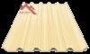 профнастил пк-45 глянцевый слоновая кость 1015