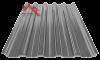 профнастил пк-45 глянцевый темно серый 7024