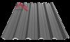 профнастил пк-45 матовый графит 7024