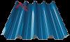 профнастил пк-57 глянцевый синий 5005