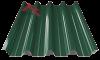профнастил пк-57 глянцевый 6005 зеленый